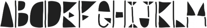 Stone Henge Regular otf (400) Font LOWERCASE