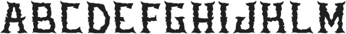 Stone Regular otf (400) Font LOWERCASE