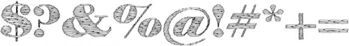 StoneStoryPlusUj otf (400) Font OTHER CHARS
