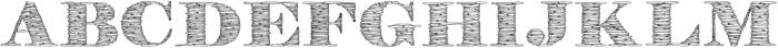 StoneStoryPlusUj otf (400) Font UPPERCASE