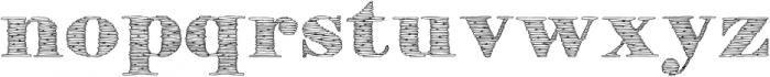 StoneStoryPlusUj otf (400) Font LOWERCASE