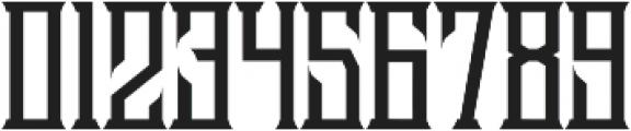 Stonebangs Typeface otf (400) Font OTHER CHARS