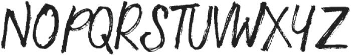 Storytella otf (400) Font UPPERCASE
