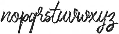 Storytella otf (400) Font LOWERCASE