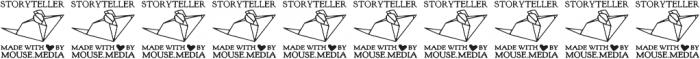 Storyteller Renaissance Caps Regular otf (400) Font OTHER CHARS