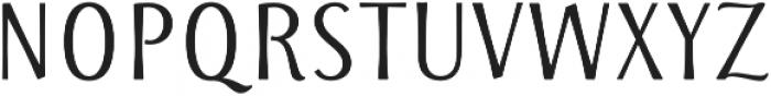 Storyteller Sans Cd ContrastB otf (400) Font UPPERCASE