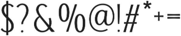 Storyteller Sans Cd SemiBold otf (600) Font OTHER CHARS