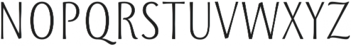 Storyteller Sans Cd SemiBold otf (600) Font UPPERCASE
