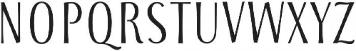 Storyteller Sans ExCd Contrast otf (400) Font UPPERCASE