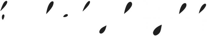 Storyteller Script Regular Fill otf (400) Font LOWERCASE