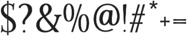 Storyteller Serif Contrast otf (400) Font OTHER CHARS