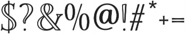 Storyteller Serif Engraved otf (400) Font OTHER CHARS