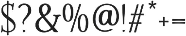 Storyteller Serif otf (400) Font OTHER CHARS