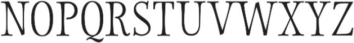 Storyteller Serif otf (400) Font UPPERCASE