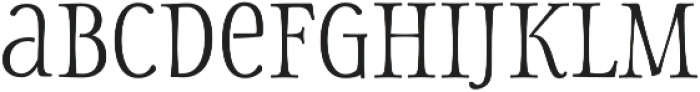 Storyteller Serif otf (400) Font LOWERCASE