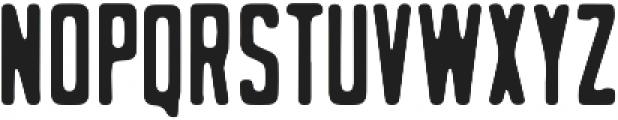 Stout otf (400) Font UPPERCASE