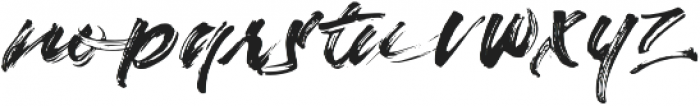 Strade Eqrem otf (400) Font LOWERCASE
