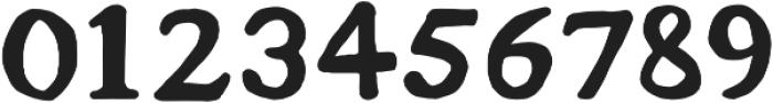 Strange Times Bold otf (700) Font OTHER CHARS