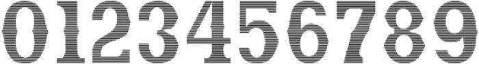 StrangeCosmos otf (400) Font OTHER CHARS