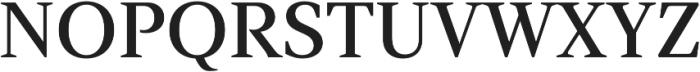 Strato Pro SC otf (400) Font UPPERCASE