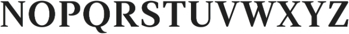Strato Pro SC otf (400) Font LOWERCASE
