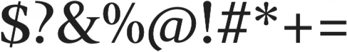 Strato Pro otf (400) Font OTHER CHARS