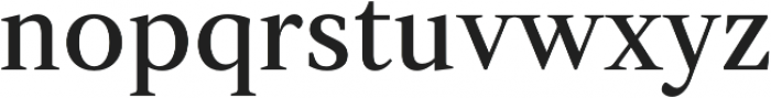 Strato Pro otf (400) Font LOWERCASE