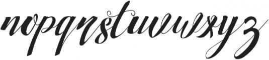 Strawberry Juice Pro otf (400) Font LOWERCASE