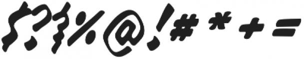 Strawberry Script otf (400) Font OTHER CHARS