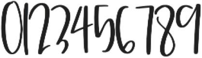 Strawberry Tarte by OTSS otf (400) Font OTHER CHARS