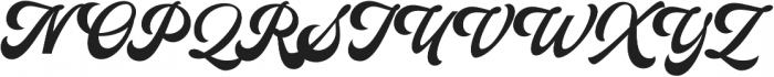 Streetball otf (400) Font UPPERCASE