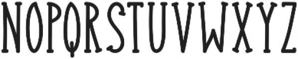 Striking otf (400) Font UPPERCASE
