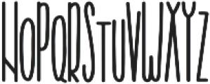String Beans otf (400) Font LOWERCASE