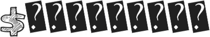StripeFun ttf (400) Font OTHER CHARS