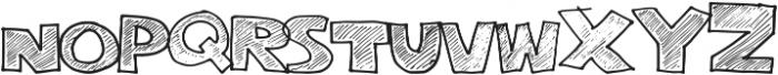 StripeFun ttf (400) Font UPPERCASE