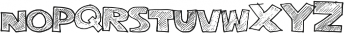 StripeFun ttf (400) Font LOWERCASE