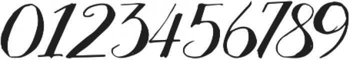 Stuarte otf (400) Font OTHER CHARS
