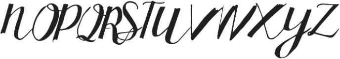 Stuarte otf (400) Font UPPERCASE
