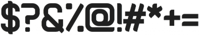Stucker otf (400) Font OTHER CHARS