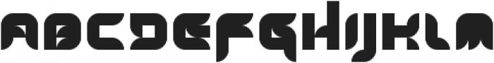 Stuntcroft ttf (400) Font UPPERCASE