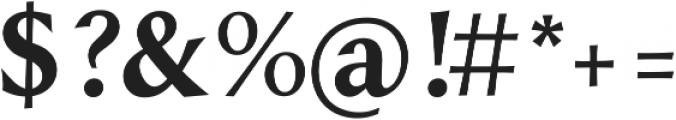 Styla Pro Bold ttf (700) Font OTHER CHARS