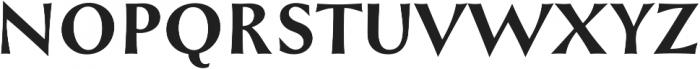 Styla Pro Bold ttf (700) Font UPPERCASE