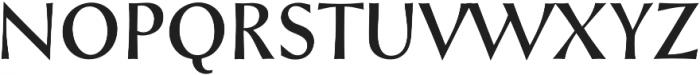 Styla Pro Regular otf (400) Font UPPERCASE