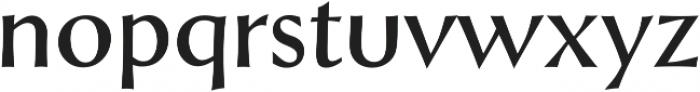 Styla Pro Regular ttf (700) Font LOWERCASE