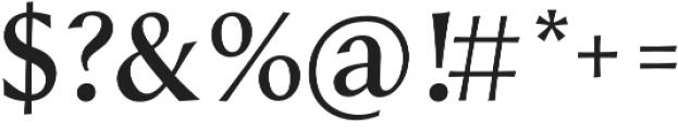 Styla SC otf (400) Font OTHER CHARS