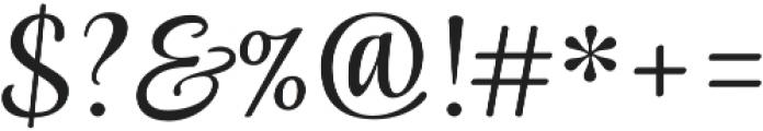 StylePro otf (400) Font OTHER CHARS