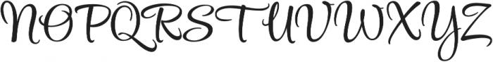 StylePro otf (400) Font UPPERCASE