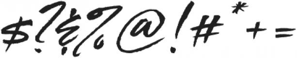 Styled up Slanted Alt2 ttf (400) Font OTHER CHARS