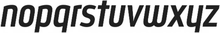 Styling otf (700) Font LOWERCASE