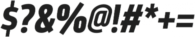 Styling otf (900) Font OTHER CHARS
